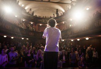 SEOM – Das große Releasekonzert im Theater